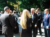 Prezident Zeman při své druhé návštěvě Jihočeského...