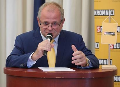 Předseda Soukromníků Bajer: Je nejvyšší čas, aby i ve Sněmovně zavlál svěží vítr. Aby si začali vážit i nás podnikatelů