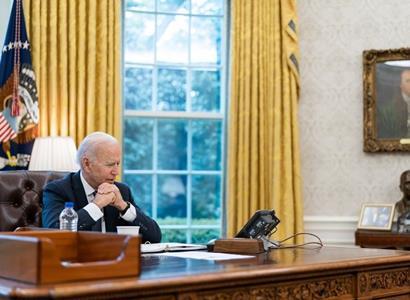 Nemáte duši, řekl Biden Putinovi. Teď ho vyškolí o lidských právech