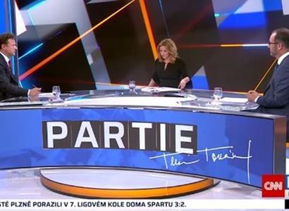 Divoká Partie: Nejdříve průzkum s drtivým vítězstvím Babiše, pak totální hádka Vondráčka a Farského