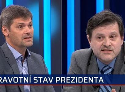 Toto není Miloš Zeman, kterého znám, ohromila na Primě Džamila Stehlíková. Pak spustil Hilšer a právník se chytal za hlavu