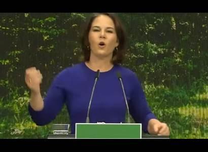 Merkelová je minulost, němečtí Zelení představili vizi nového světa: Neptejte se, kolik stojí ochrana klimatu. Buřtožrouti