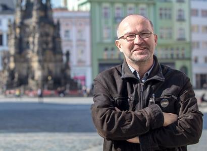 Nesnažme se Bitcoin ovládnout, napovídá soukromník Bohuslav Coufal