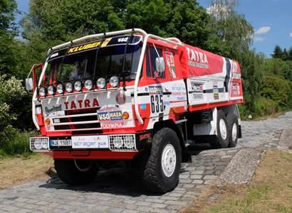 Tatra úspěšně reprezentuje Česko