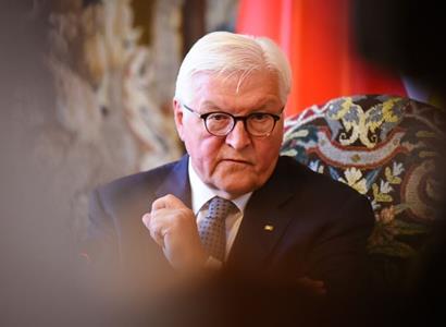Babiš ocenil německého prezidenta: Silné gesto přátelství