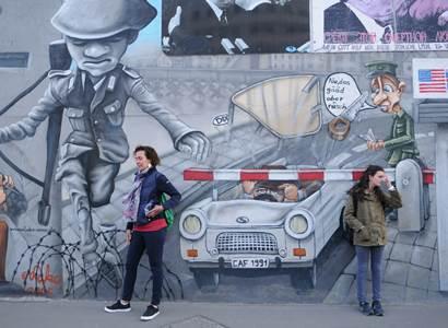 Richard Seeman: Německo si připomenulo stavbu Berlínské zdi