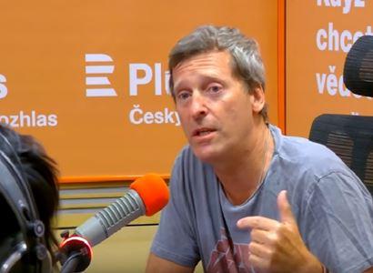 """""""Za Havla jsem se nestyděl."""" Herec David Prachař, účastník Letné, pozvedá hlas o politice"""