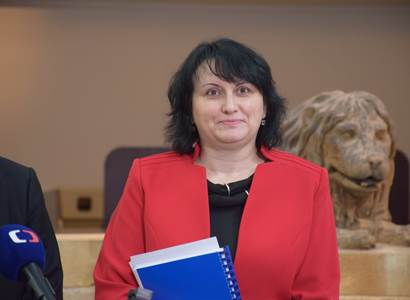 Golasowská (KDU-ČSL): Zvyšme důchody maminkám, zaslouží si to