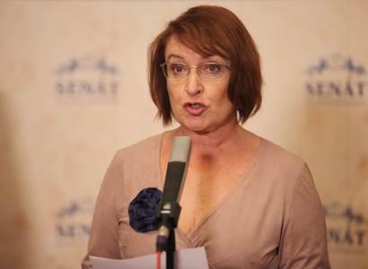 Senátorka Horská: Musíme se postavit za ty nejzranitelnější osoby v naší společnost
