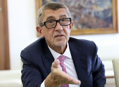 Premiér Babiš: Normální člověk by už asi odešel, ale já jsem urputné hovado