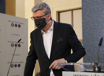 Vicepremiér Havlíček bez přetvářky: Jedeme hekticky, občas děláme chyby. Připravujeme rekordní věci