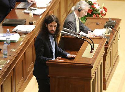 Pirát Ferjenčík se pohrabal v rozpočtu na příští rok a toto zjistil: Třeba nějaká akce na výstavišti v Letňanech...