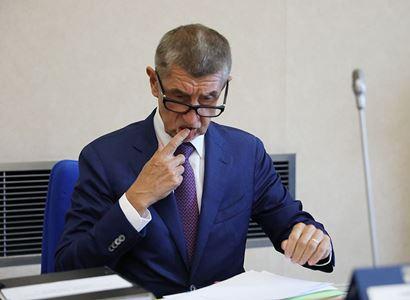 Premiér Babiš: Peněz není nikdy dost