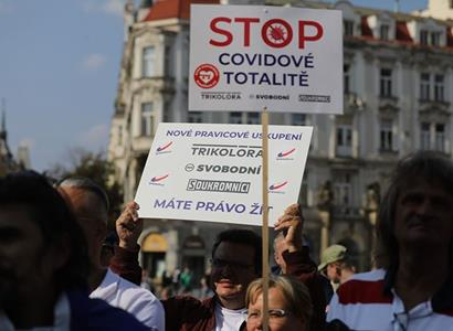 Další demonstrace za návrat do škol bez omezení se tentokrát uskuteční v Brně