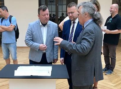 Ministru Staňkovi a Národní knihovně se povedl úspěšný nákup vzácného historického dokumentu