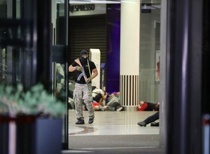 Terorista zneškodněn