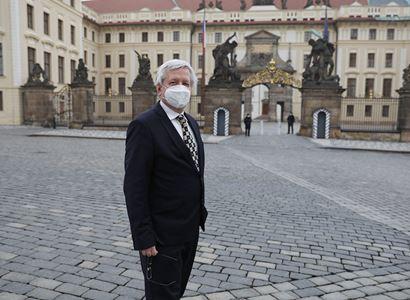 Koudelka (TSS): Ministr Vojtěch jako Arenberger