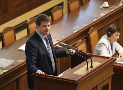 Skopeček (ODS): Vyrážíme klín klínem