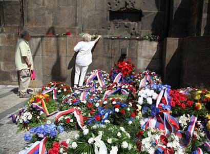 Navždy čeští hrdinové. 79 let od pomsty na Heydrichovi. Chystal velké vraždění