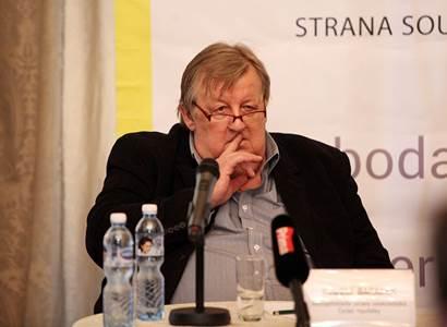 Podnikatel Baránek k třicátému výročí Listopadu: Vyhubit bolševiky volbami. Mužici na nás pořád mají velkou chuť