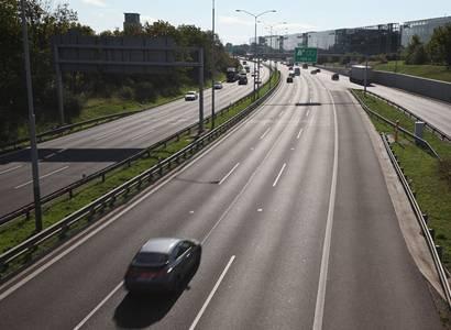 První červencový víkend se kvůli demolici mostu uzavře část dálnice D1
