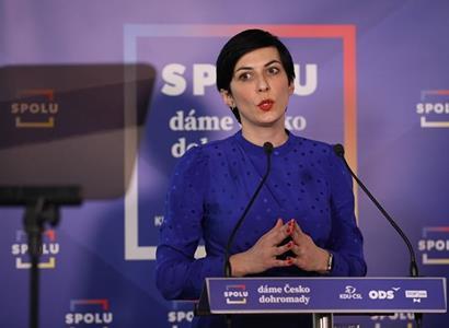 Pekarová Adamová (TOP 09): Hrad musí sdělit, kdy bude prezident schopen vykonávat svou funkci