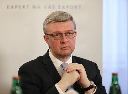 Ministr Havlíček: Ministerstvo průmyslu a obchodu podpoří rozvoj inovativních firem v ČR