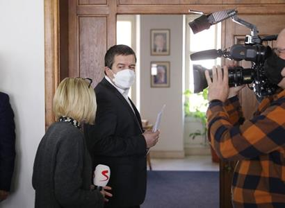 Hamáček: Zítra nás ve Sněmovně čekají dva poslední velké body za toto volební období