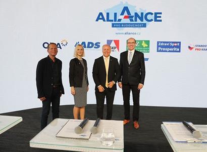 Aliance pro budoucnost představila svůj volební program