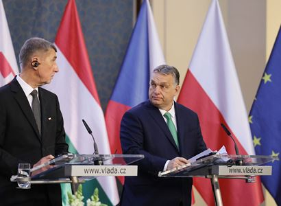 Je to pravda? Orbán by měl těsně před volbami přijet podpořit Babiše