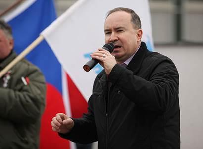 Vandasova DSSS stáhla adepty na poslance z kandidátek Volného bloku