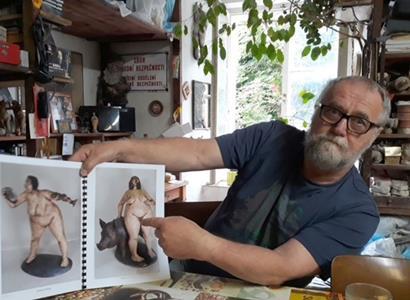 Ivan Černý: Pošvovy (nejen) baculky