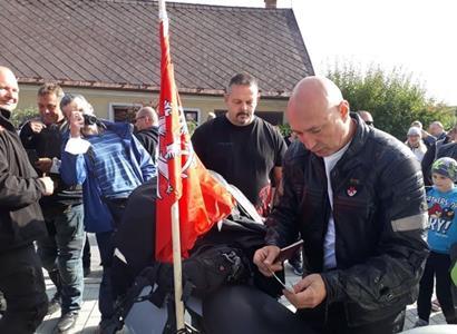 Landa na jihu Čech mezi Svobodnými z koalice TSS. Jeho žena pro PL popsala děsivé dění v Německu
