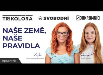 """""""Eurosvazačka. Tohle fakt ne!"""" Pekarová přednášela ve škole a zvedla ze židle středoškolačku. Ta jde teď do voleb"""