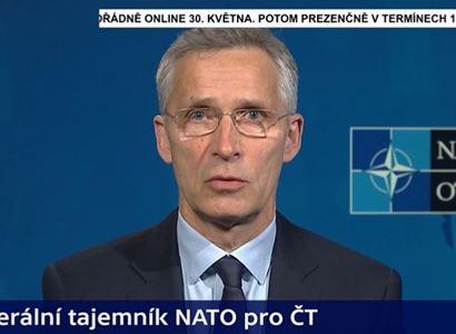 Šéf NATO: Vztahy s Ruskem nejhorší od Studené války. Vinou Ruska