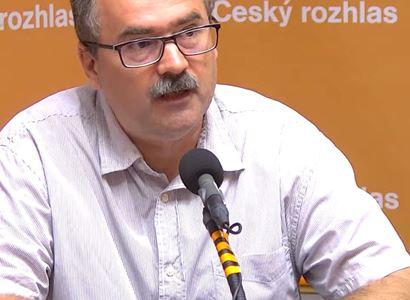 """Až opozice vyhraje volby, stejně chce Koudelku jmenovat. Ódéesák Žáček o """"hanopisu z Hradu"""" a sesazení předsedy výboru Kotena"""