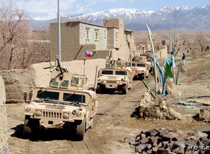 Veterán z Afghánistánu: O žádné vyhrané válce se nedá mluvit