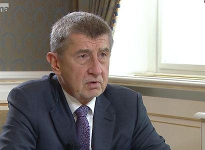 Premiér Babiš: Projekt hlubinného úložiště je velice komplikovaná komplexní záležitost