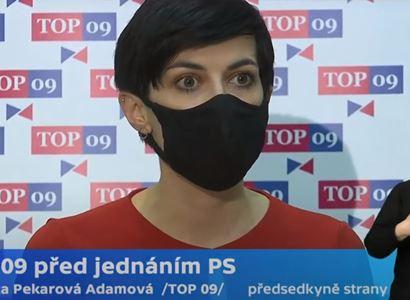 Pekarová: Čistka velvyslanců? Vláda rozvrací ambasády. Role Hradu