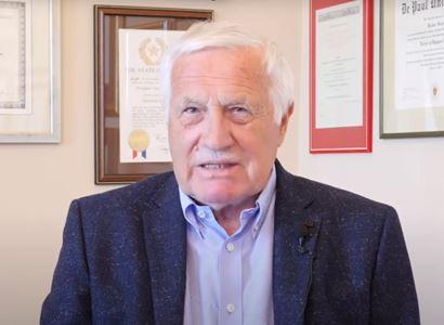 """Povstane lid proti EU? Václav Klaus temně o zákazu aut a protestech: """"Vyšumělo to do prázdna"""""""