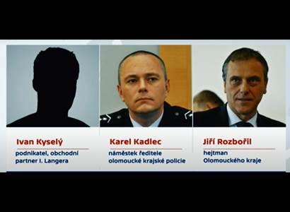 Kauza Vidkun. U soudu zazněly závěrečné řeči a žalobce zmínil opět Ivana Langera. My tam byli