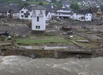 Překvapení: Povodně jsou méně ničivé než dřív, zjistilo se