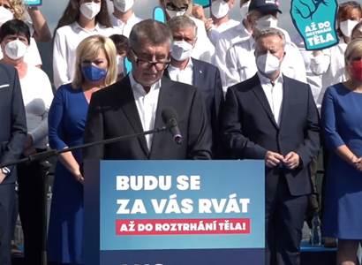 Babiš rozjel peklo: Nedáme Česko Bruselu! Zbabělci proti mně. Chtějí koryta. Ani jeden migrant