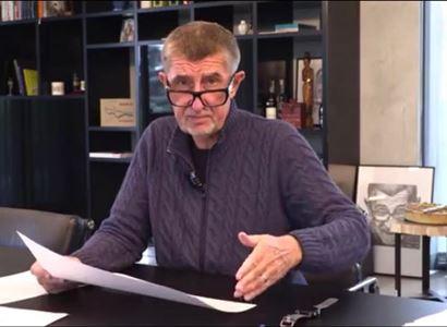 Premiér Babiš: Vztahy České republiky a USA jsou nadstandardní