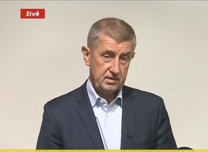 Premiér Babiš: Nikdy jsme žádné naše straníky do státní správy necpali