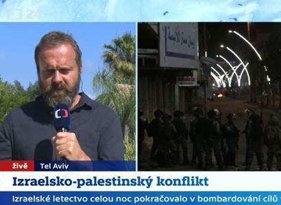 Zpravodaj Borek se rozpovídal o nové vládě v Izraeli: Proti Netanjahuovi je třeba zapojit i islamisty