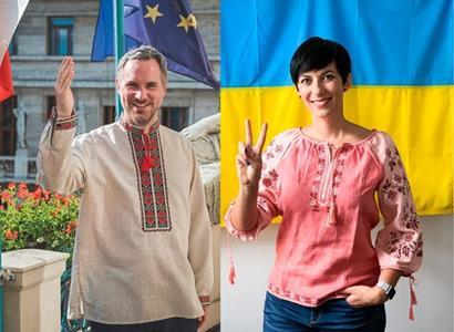 Hřib: Ukrajincům vděčíme za mnohé. Přikládají ruku k dílu v rozvoji Prahy