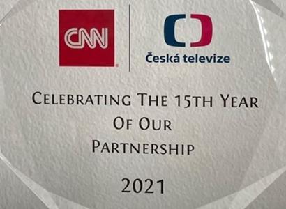 ČT nebo Prima? CNN má v Česku dva koně. Ale pochvaluje si ČT, odhalil Kubal