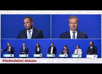 Jihočeští lídři na ČT debatovali o Rusku. Za Vrbětice minimálně omluva a náhrada škody, požaduje kandidát SPOLU