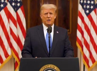 Uf! Po summitu Putin – Biden vystoupil Donald Trump. I Merkelová se otřese